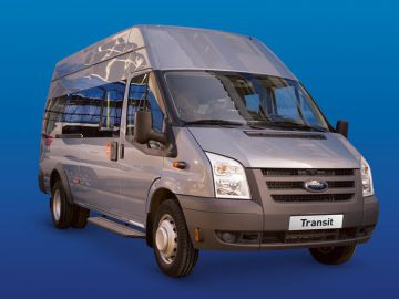 Ford Transit Маршрутное такси